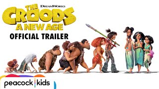 The Croods: A New Age előzetes