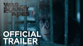 War for the Planet of the Apes előzetes