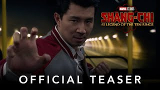 Shang-Chi and the Legend of the Ten Rings előzetes