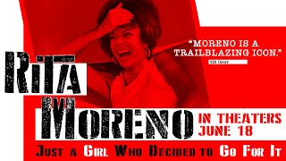 Rita Moreno: Just a Girl Who Decided to Go for It előzetes